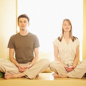 Medita con un amigo