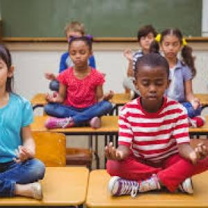 Meditación con los Niños